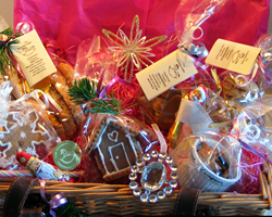 Gingerbread Hamper